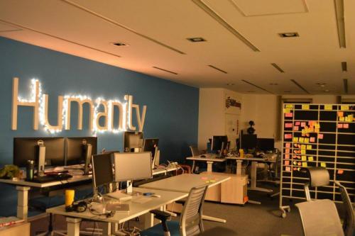 Agile MeetUp Humanity 2016